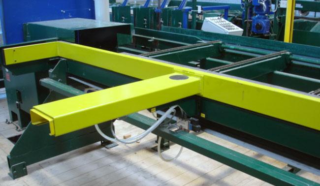 Pusher Systeme Holzwerke
