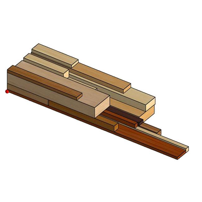 3D-Stapelvorschlag